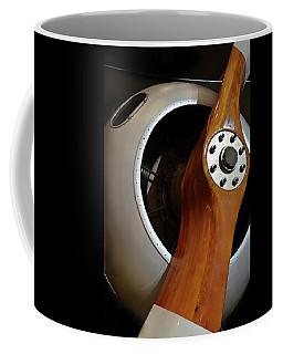 Wooden Propeller Coffee Mug