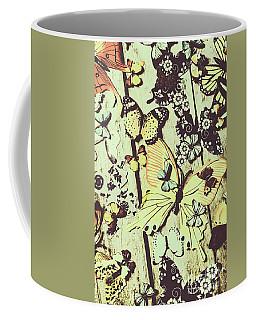 Wooden Spring Coffee Mug