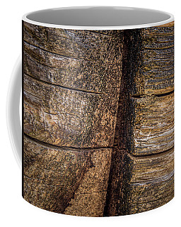 Wooden Wall Coffee Mug