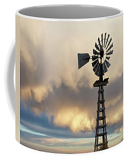 Wooden Windmill 01 Coffee Mug