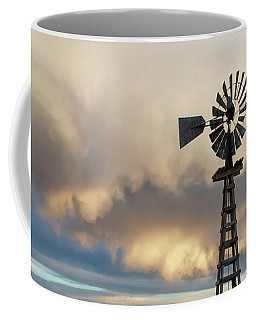 Wooden Windmill 02 Coffee Mug
