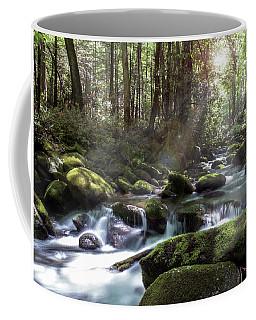 Woodland Falls Coffee Mug