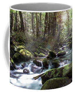 Woodland Falls Coffee Mug