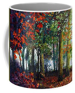 Woodland Trail Coffee Mug