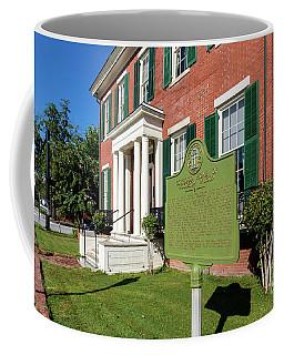 Woodrow Wilson Boyhood Home - Augusta Ga 1 Coffee Mug