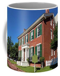 Woodrow Wilson Boyhood Home - Augusta Ga 2 Coffee Mug
