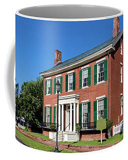 Woodrow Wilson Boyhood Home - Augusta Ga 3 Coffee Mug