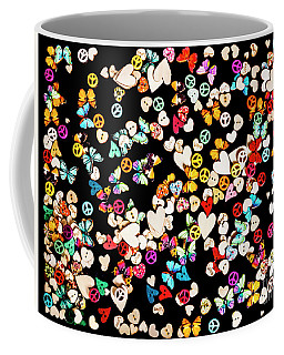 Woodstock Decorated Coffee Mug