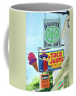 Woodstock Peace And Love 2 Coffee Mug