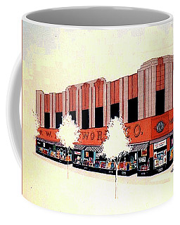 Woolworth On Market St. Coffee Mug