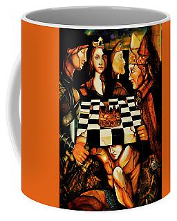 World Chess   Coffee Mug