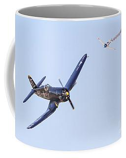 World War II Dogfight Coffee Mug