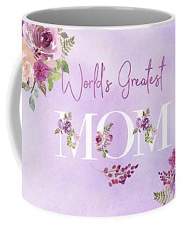 World's Greatest Mom 2 Coffee Mug