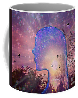 Worlds Within Worlds Coffee Mug