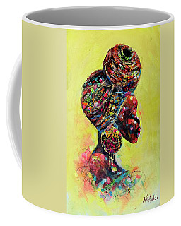 Wrapped Up Coffee Mug