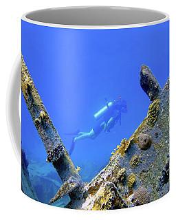 Wreck Framed Coffee Mug
