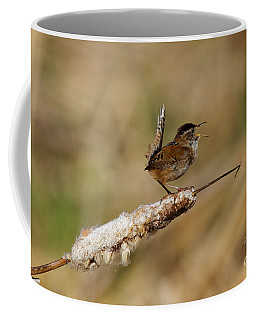 Wren Strong Song Coffee Mug