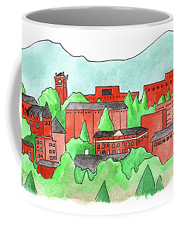 Wsu Pullman Coffee Mug