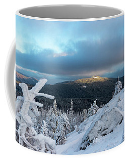 Wurmbergblick, Harz Coffee Mug
