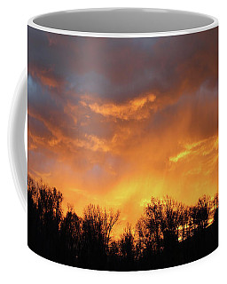 Wyoming Sunrise Coffee Mug
