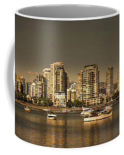 Yaletown Golden Hour Coffee Mug