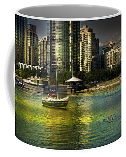 Yaletown Sunset Coffee Mug