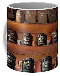 Ye Olde Time Pharmaceuticals Coffee Mug