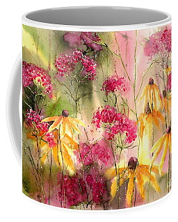 Yellow Ballerinas Coffee Mug