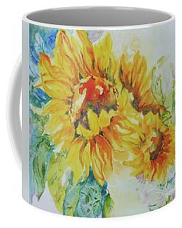 Yellow Beauty Coffee Mug