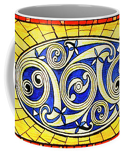 Yellow Brick World Coffee Mug