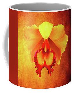 Yellow Exotic Coffee Mug
