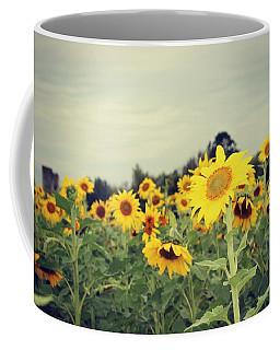 Yellow Fields Coffee Mug