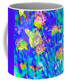 Yellow Fly Coffee Mug