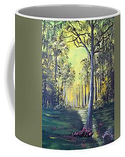Yellow Forrest Coffee Mug