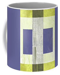Yellow Mist 1 Coffee Mug