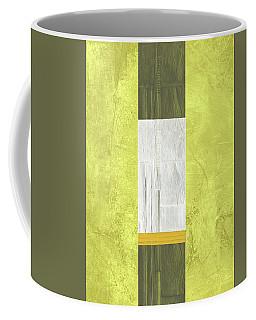 Yellow Mist II Coffee Mug