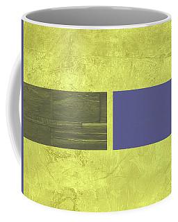 Yellow Mist IIi Coffee Mug