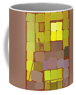Yellow Room Coffee Mug