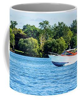 Yes Its A Chris Craft Coffee Mug