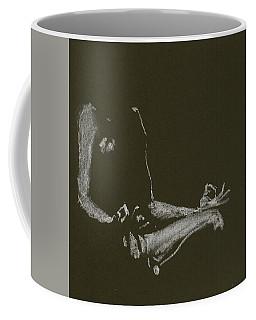 Yoga Position Coffee Mug