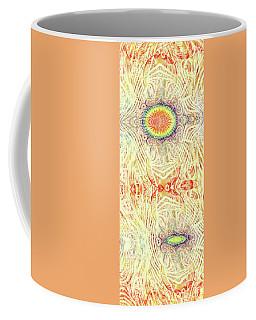 Yonic Rainbow Coffee Mug
