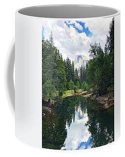 Yosemite Classical View Coffee Mug