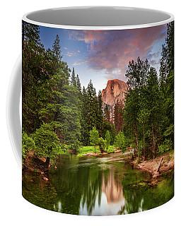 Yosemite Sunset - Single Image Coffee Mug