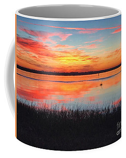 Coffee Mug featuring the photograph You Are Loved by LeeAnn Kendall