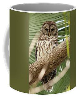 Somebody's Watching Me Coffee Mug