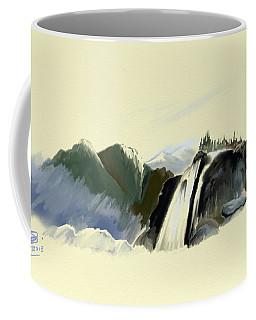 Youkon Doodle Coffee Mug
