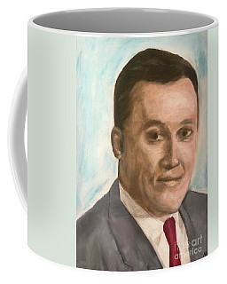 Young Judge Coffee Mug