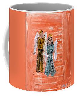 Young Love Angels Coffee Mug