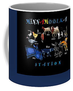 Your Friends At Minnamoolka Station Coffee Mug
