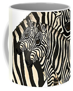 Z Is For Zebras Coffee Mug